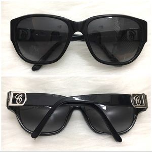 Chloé Black Sunglasses. 2242